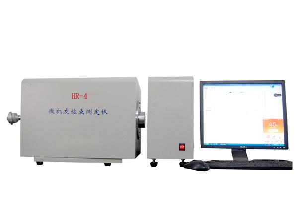 微机灰熔点测定仪安装方法